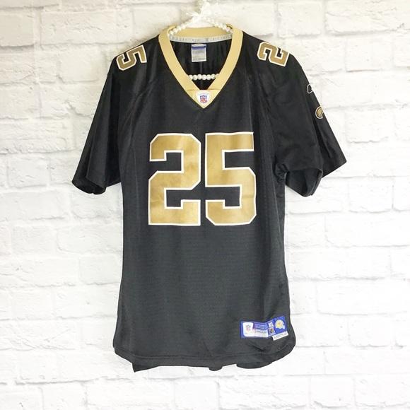 wholesale dealer ae364 918b0 Reggie Bush NFL New Orleans Saints Jersey kids XL